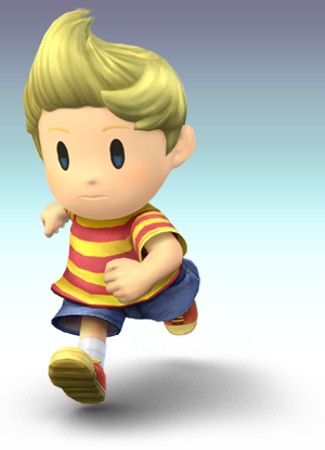 Characters of Mother 3