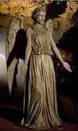 Doctor Who Weeping Angel from The Time of Angels