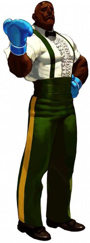 Dudley (Street Fighter)