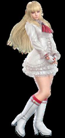 Lili (Tekken)