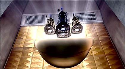 History of the Daleks