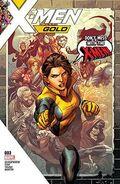Kitty Pryde X-Men gold 3
