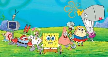 List of SpongeBob SquarePants characters