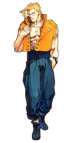 Charlie (Street Fighter)