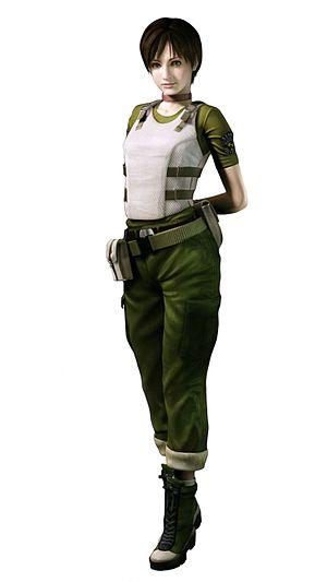 Rebecca Chambers (character)