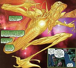 Parallax (comics)