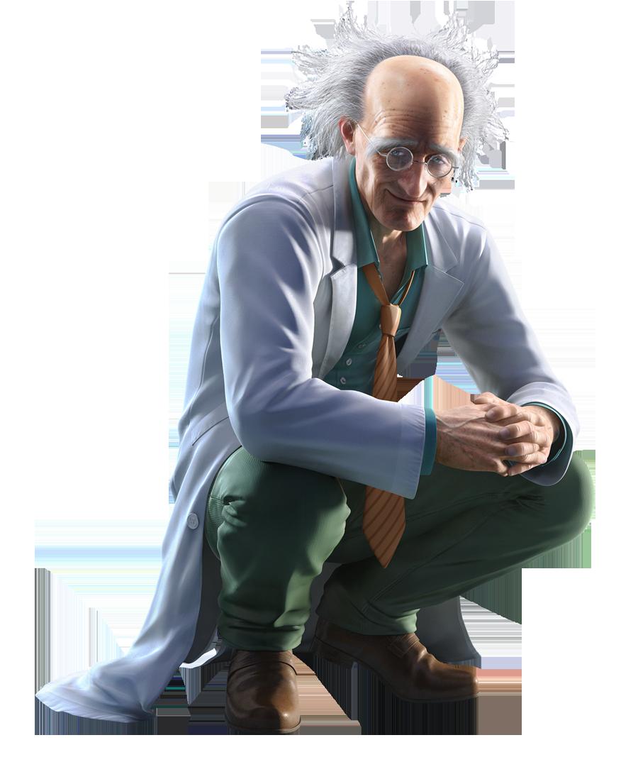 Dr. Bosconovitch