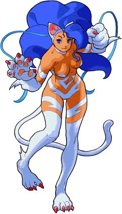 Felicia (Darkstalkers)