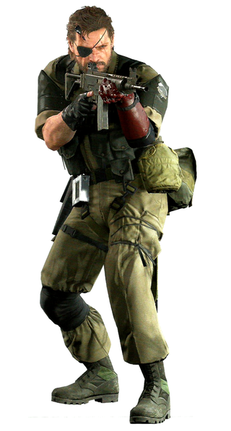 Concept Art Venom At Metal Gear Solid V The Phantom Pain Nexus Mods And Community