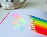 Crayola Neon Extreme Coloured Pencils