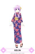 MainichiCH-Nepgear Flower Kimono