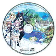 Cyberdimension Neptunia Soundtrack - CD