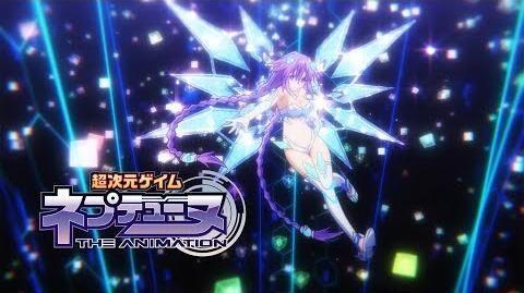 OVA「超次元ゲイム_ネプテューヌ_~ねぷのなつやすみ~」PV<晴天霹靂ver.>