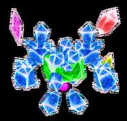 Ice GolemBack