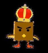 King BoxbirdFront