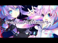 PS5「Go!Go!5次元GAME ネプテューヌ re★Verse」PV第2弾