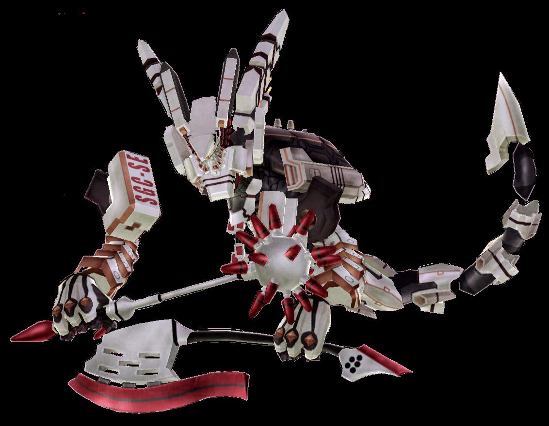 Bestiary/Re;Birth2/Killachine Mk-2