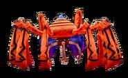 Forest CrabBack