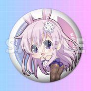 HDNA-Bunny Girl Nepgear Badge
