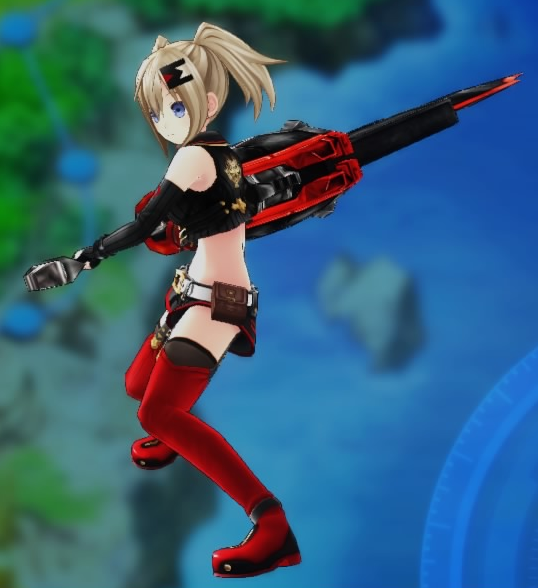 Weapon/Victory II/God Eater