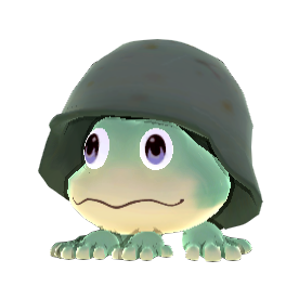 Bestiary/Re;Birth2/Sergeant Froggy