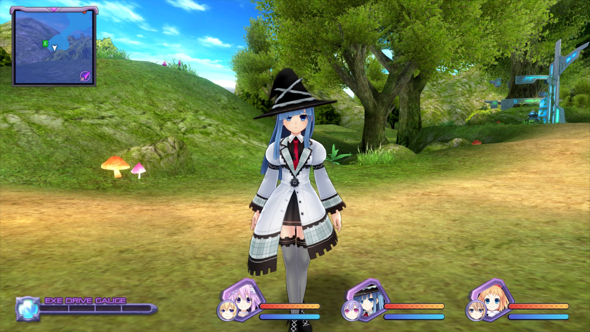 Costume/Re;Birth1/MAGES.