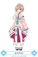 MainichiCH-Blanc Kimono