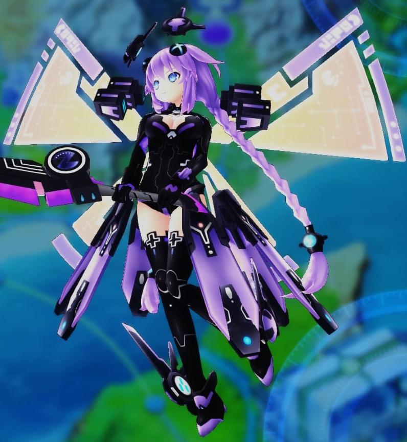 Processor Unit/Victory II/Purple