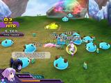 Hyperdimension Neptunia U: Action Unleashed/Gameplay