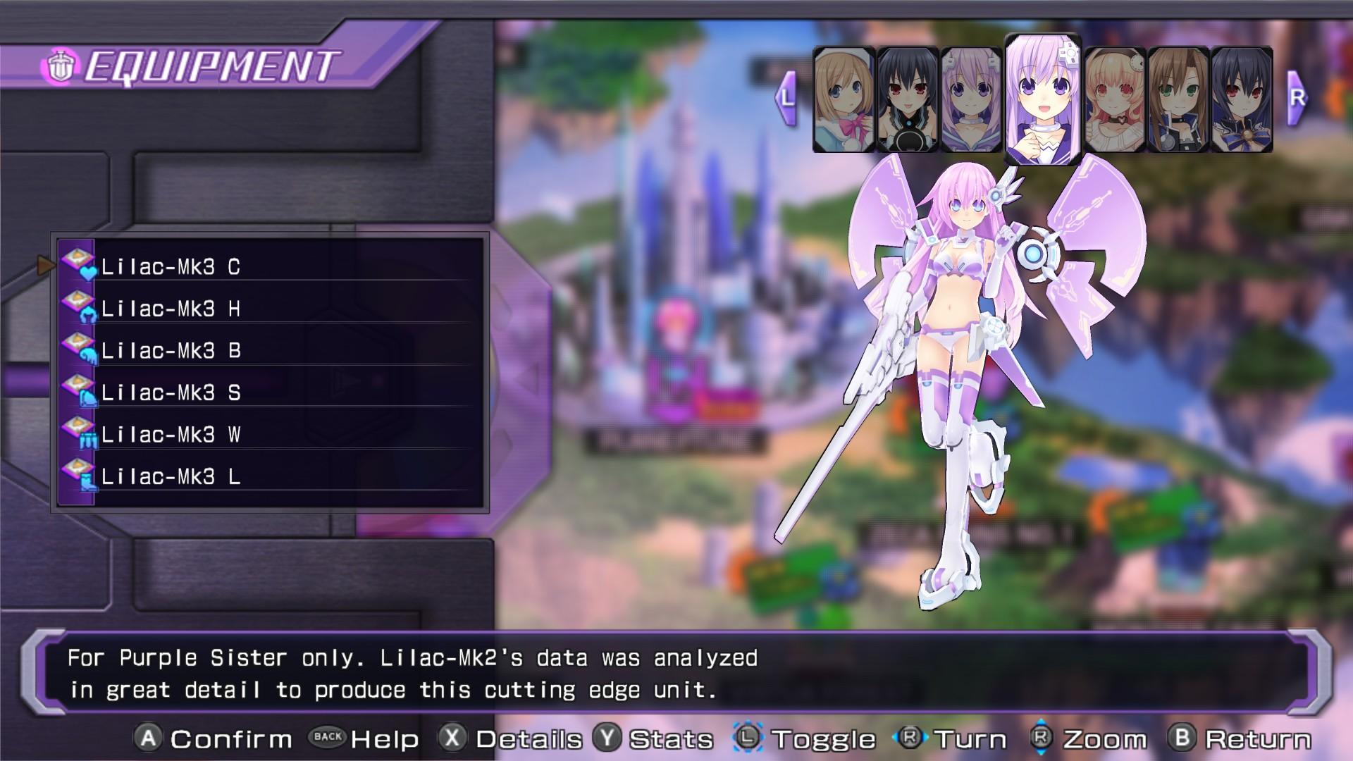 Processor Unit/Re;Birth1/Lilac-Mk3