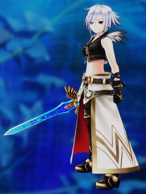 Costume/Victory II/S-Sha