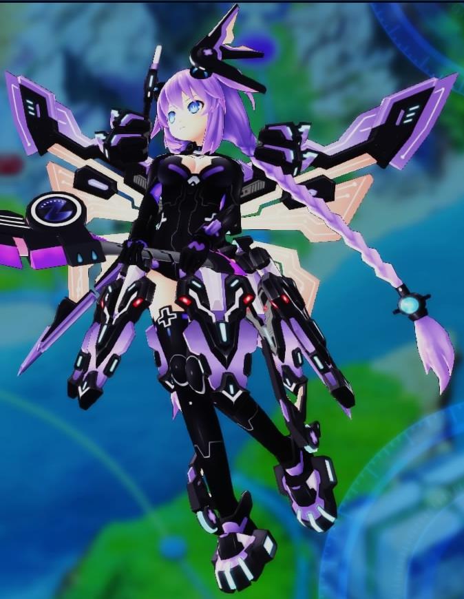 Processor Unit/Victory II/Prototype Purple