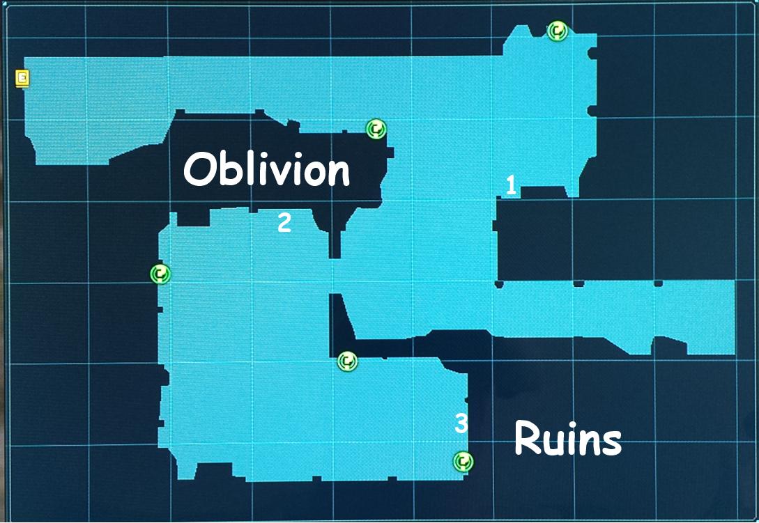 Dungeon/mk2/Oblivion Ruins