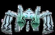 Weathervane Crab