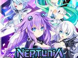 Neptunia re★Verse