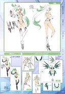 Green Heart Mk2 Art Book2