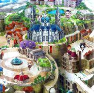 Cyberdimension Neptunia Soundtrack - Cover - Back