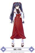 MainichiCH-Noire Shrine Maiden