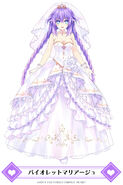 MainichiCH-Purple Heart Violet Marriage