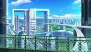 Ultra Dimension Leanbox - White Building
