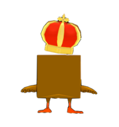 King BoxbirdBack