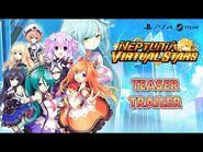 Neptunia™ Virtual Stars - Teaser Trailer (ENG Ver