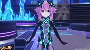 VVVtune-NEXT Purple costume