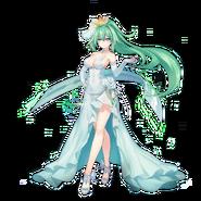 AzurLane-Green Heart Dress