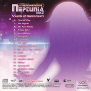 Sounds of Gamindustri Back