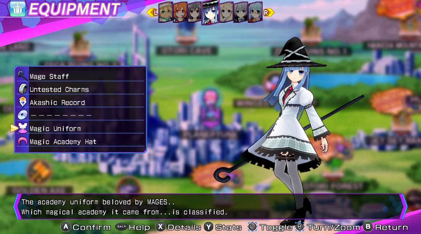 Costume/Re;Birth3/MAGES.