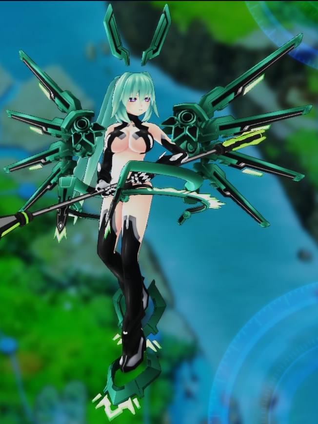 Processor Unit/Victory II/Wind Dragon