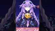 Everyday Compile Heart (Neptunia and friends) Purple Heart