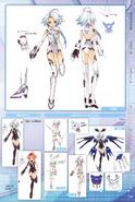 White Heart Mk2 Art Book2