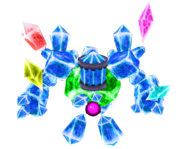 Ice-golem